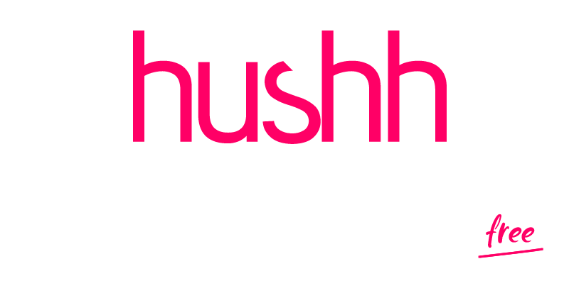Hushh dating logo